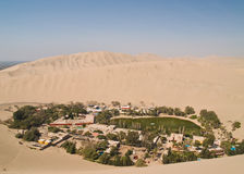 Desert of Ica Stock Image