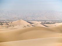 Desert of Ica Stock Photos