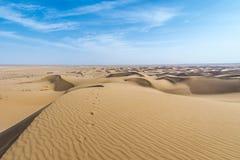 Desert in Iran Stock Photos
