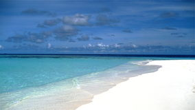Desert island 2 Royalty Free Stock Image