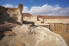 The desert in Israel Stock Images