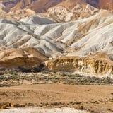 Desert in Israel Royalty Free Stock Image
