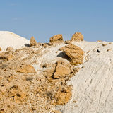 Desert in Israel Stock Photos