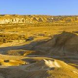Desert in Israel Royalty Free Stock Photo