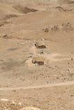 Desert_Jordan Fotografia Stock