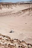 Desert in Hurghada Royalty Free Stock Images