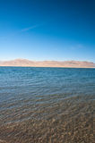 Desert Lake Royalty Free Stock Image