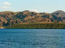 Desert Lake Royalty Free Stock Images
