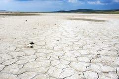 Desert land Stock Images