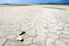 Desert land Stock Photos