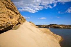 Desert lands Stock Photos