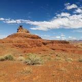 Desert landscape. Royalty Free Stock Photography