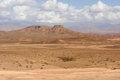 Desert landscape Royalty Free Stock Images