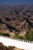 Desert landscape. In Andalucia, Spain Stock Image