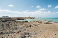 A cabo de la vela landscape stock image