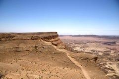 Desert landscape Royalty Free Stock Photography