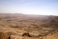 Desert landscape Stock Image