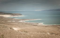 Desert landscape of Israel, Dead Sea. Israel stock photography