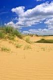 Desert landscape in Manitoba, Canada Stock Images