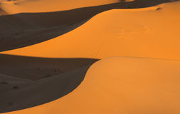 Desert landscape in Morroco Stock Photos