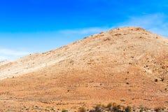 Desert landscape in Namibia Stock Images