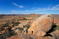 Desert landscape - South Africa Royalty Free Stock Image