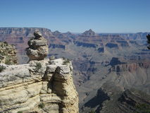 Desert landscapes Royalty Free Stock Images