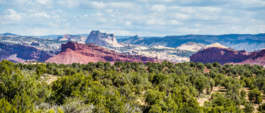 Free Desert Landscapes Utah With Sandy Mountains Royalty Free Stock Photography - 55117217