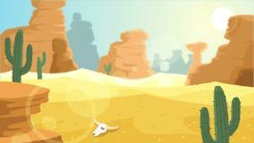 Desert stock video