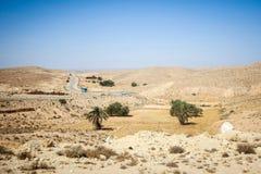 Desert of Matmata Stock Image
