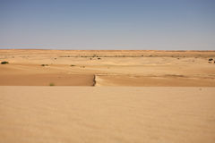 Desert in Mauritania Royalty Free Stock Photos