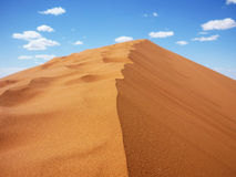 Desert at Merzouga Royalty Free Stock Image