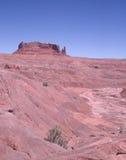 Desert Mesa Stock Photos