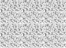 Desert military camouflage seamless pixel pattern Royalty Free Stock Photography