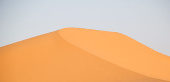 Desert in Morocco Royalty Free Stock Photos