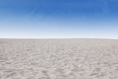 The desert of mount Bromo Stock Photos