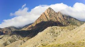 Desert Mountain Stock Photos