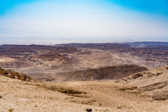 Desert mountain Stock Photo