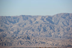Desert Mountain Stock Photography