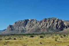 Desert Mountain Royalty Free Stock Images