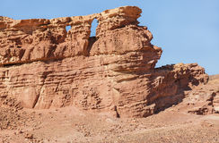 Desert and mountain canyons Stock Photo