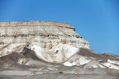 Desert. Mountain in Judean desert. Israel Royalty Free Stock Photos