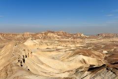 Desert mountain landscape royalty free stock images