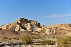 Desert mountain landscape royalty free stock photo