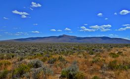 Desert Mountain. Pine Mountain - near Millican - central Oregon royalty free stock images