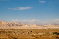 Desert and mountain scenery, Israel Stock Photos