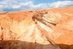Desert mountain scenic Royalty Free Stock Image