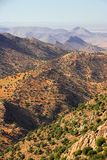 Desert mountains Royalty Free Stock Photography