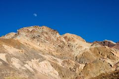 Desert Mountains Royalty Free Stock Images