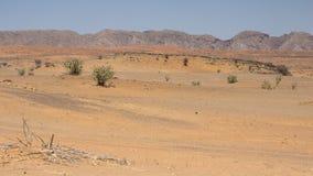 Desert mountains Stock Photo